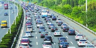 春节七日车水马龙 高速通行量达847.84万辆