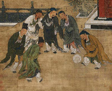 从绘画作品中看古代清明节是何景象
