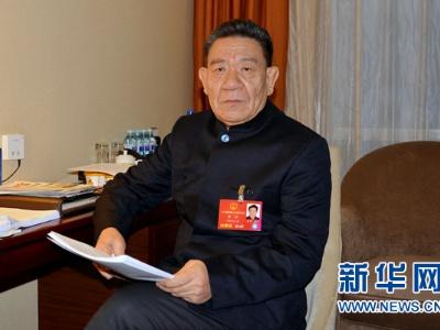 全国人大代表李怀:加速推进医养结合 助力建设健康中国