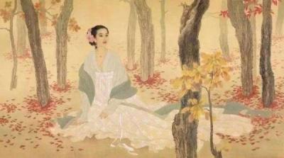 24句赞美女子的古诗词,绝美!