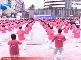 V视|八城千人健身气功大型展示活动武汉站举行