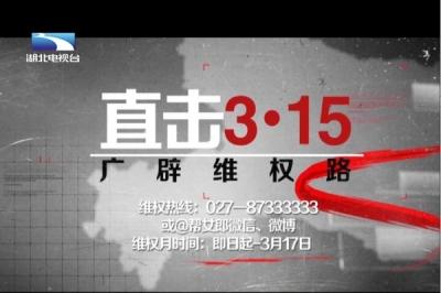 综合频道《帮女郎在行动》直击3·15