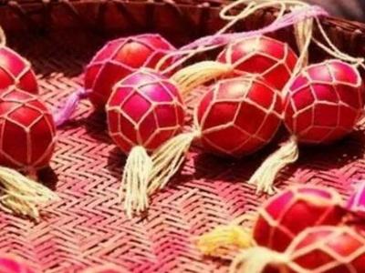 注意:端午节千万别吃这种红蛋