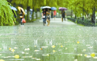 入梅以来第三场强暴雨来袭 湖北启动防汛Ⅳ级应急响应