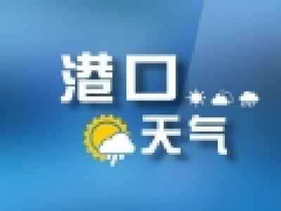 长江流域重要港口城市预报(10月24日发布)