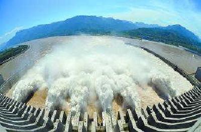 三峡出库流量万立方米每秒 长江水库群联调联控