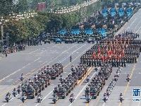 领航人民军队,向着世界一流军队迈进