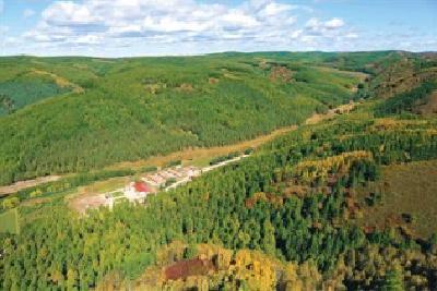 三代人55年让荒原变林海 森林覆盖率达80%