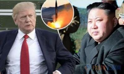 """金正恩就特朗普""""彻底摧毁朝鲜""""言论发表声明表示将坚决回击"""