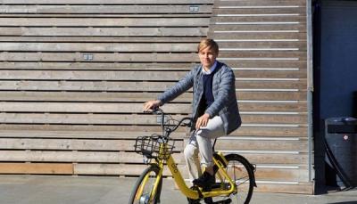 ofo共享单车正式进军俄罗斯市场