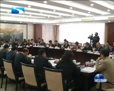 王玲要求以壮士断腕的决心 推进长江大保护工作