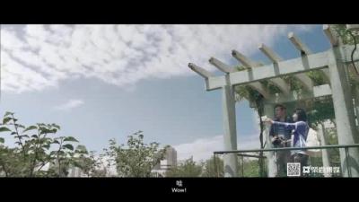 中国梦展播——跨越时空的对话