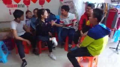 中国梦展播——帧像:玉树地震在京儿童7年回访