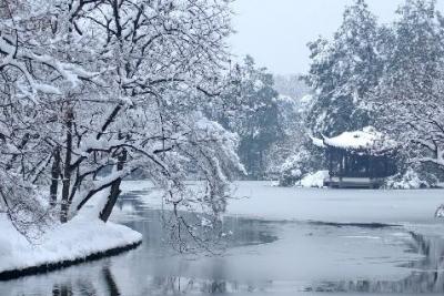湖北发布下半年首个寒潮预警 局地或现雨雪天气