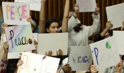 联合国总部举办活动庆祝世界儿童日
