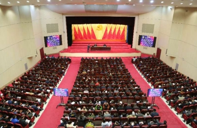 湖北省委宣讲团十堰宣讲党的十九大精神