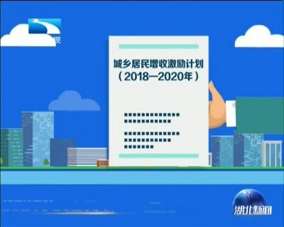 武汉出台城乡居民增收激励计划