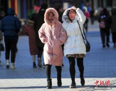 较强冷空气影响中东部地区 局地降温达10℃以上