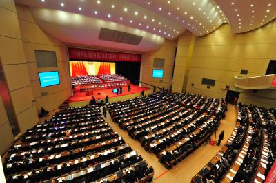 蒋超良在省政协十二届一次会议开幕会上的讲话