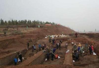 钟祥发现一处新石器时代聚落遗址 距今四五千年