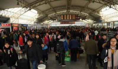 """火车票退票高峰来了!今日至2月2日可高效""""捡漏"""""""