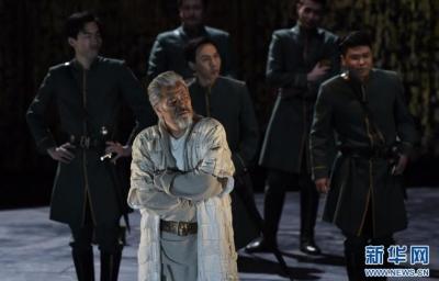 新春戏剧大礼——莎士比亚话剧《李尔王》