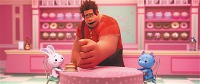 《无敌破坏王2》预告 集结14位迪士尼公主