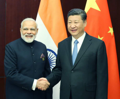 习近平应约同印度总理莫迪通电话
