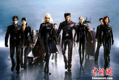 8部《X战警》系列影片登陆北京国际电影节