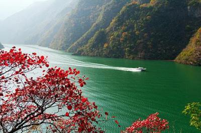 长江高清风景图片