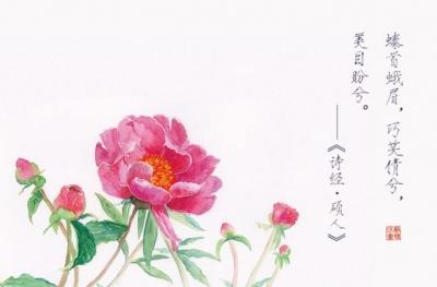 十首《诗经》名篇,美了三千年