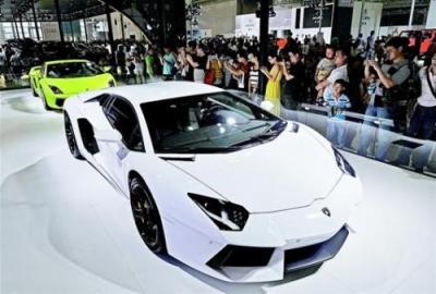 2018华中国际汽车展览会开幕 新车型集中亮相