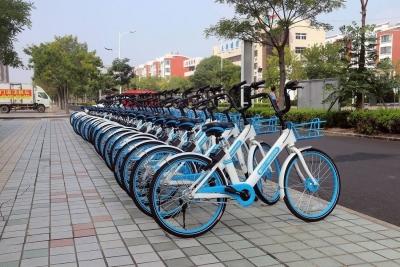 武汉试点,全国首创!共享单车企业组团聘请第三方公司管理停车