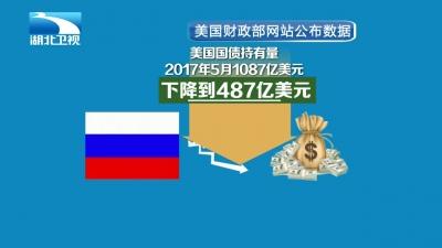 俄罗斯为什么要抛售美债并推进去美元化?