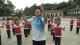 趣味体育课 让乡村孩子体验运动快乐