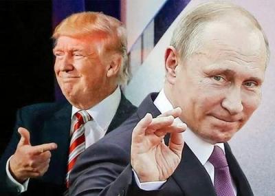白宫:特朗普同普京将于18时20分开启一对一会谈