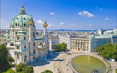 """维也纳荣登""""世界最宜居城市""""榜首"""