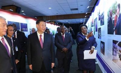 """这张""""中国名片"""",习近平多次展示给外国政要"""