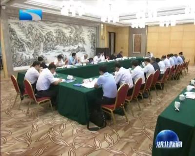 全国政协经济委在湖北调研 促进民营企业投资制造业