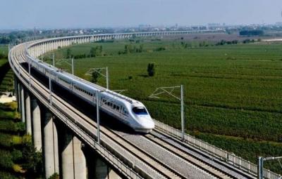 湖北黄黄高铁近期全线开建 武汉至黄冈仅15分钟