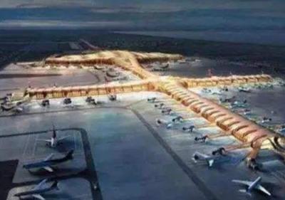 372亿!鄂州民用机场被列为民间投资头号项目