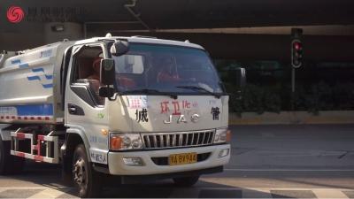 说城管城管说:环卫达人巧改垃圾清运车,告别漏撒异味
