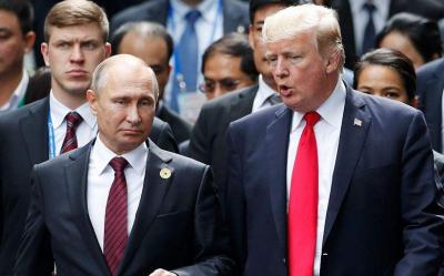 俄方:俄美总统将于11月在巴黎举行会晤