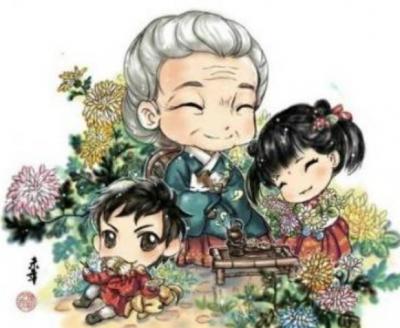 新华网评:重阳节,让孝文化深入人心