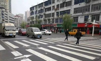 """十堰22处多功能信号灯陆续""""上岗"""",行人车辆再有这些行为将被罚!"""