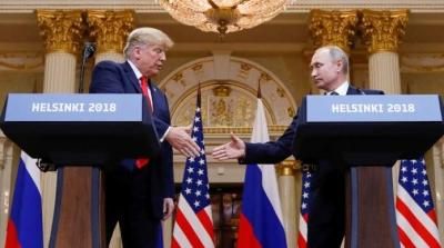 俄方:普京将于双11在巴黎与特朗普举行全面会谈