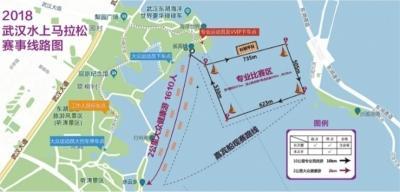 中外高手云集 本地泳友热盼 周六游东湖,与水马一起狂欢