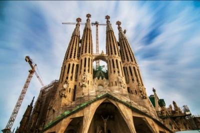 逾130年没有许可证 西班牙圣家堂因违建支付4100万美元