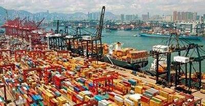 厉害了!阳逻港园区进出口货值超一亿美元