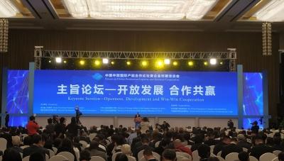 13家安徽企业亮相中国中部国际产能合作论坛